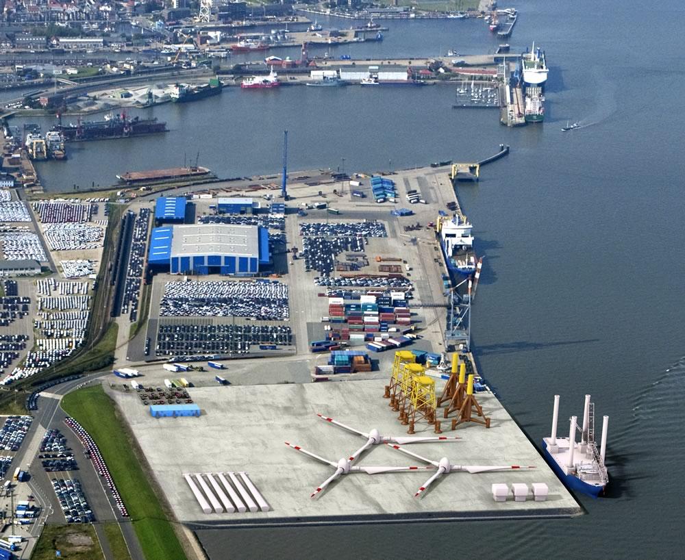 Niedersachsen ports brake